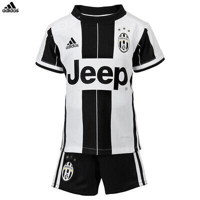 Juventus Baby Kit Home Maglia + Pantaloncini Campionato 2016 2017 Bambino | eBay