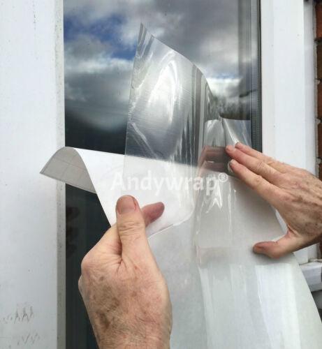 Emergency Glass Repair Film 1000mm x 2.5mts x 175 micron