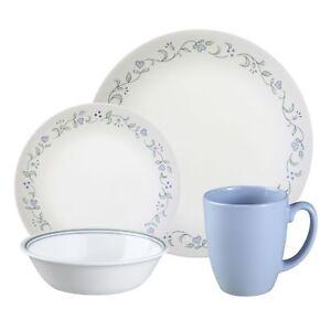 Corelle Livingware Country Cottage 32-pc Dinnerware Set for 8 2dayship  sc 1 st  eBay & Corelle Livingware Country Cottage 32-pc Dinnerware Set for 8 ...