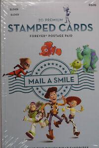 20 forever postal cards BU0409 combine