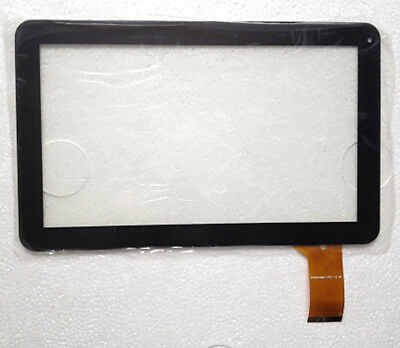For 10.1/'/' Go Tab 10 Tablet Touch Screen Digitizer Replacement Sensor Panel