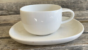 Villeroy Boch Urban Nature Breakfast Cafe Coffee Tea Cup Saucer Open Handle Ln Ebay