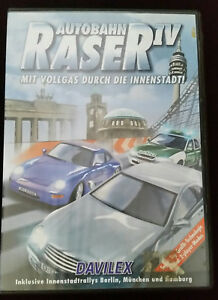 Autobahn-Raser-IV-Mit-Vollgas-durch-die-Innenstadt-PC-2003-DVD-Box