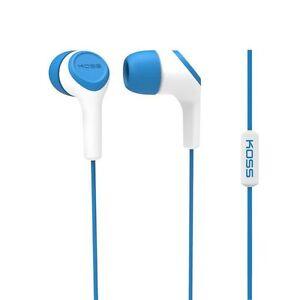Koss-KEB15i-Earphones-with-Microphone-Blue