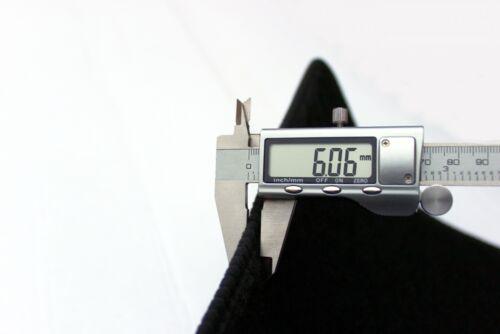 Fußmatten Automatten Velours für Hyundai Accent 2006-2012 4tlg schwarz ohne Bef.