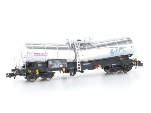 MU N-G32027 NEU Güterwagen Knickkesselwagen Zafns Nacco ECC Spur N