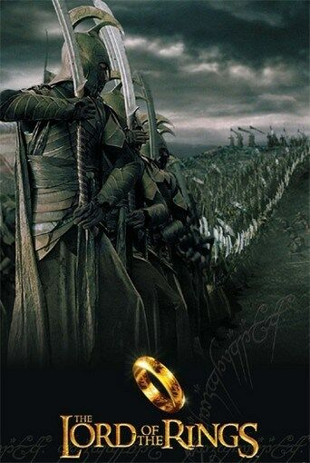 THE LORD OF THE RINGS POSTER Armada RARE HOT NEW 1218-1