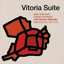 Vitoria Suite by Lincoln Center Jazz Orchestra/Paco de Luc¡a, Wynton Marsalis