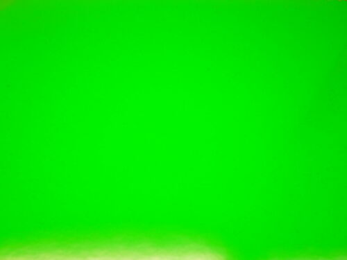 A4 SHEET FLUORESCENT GREEN SELF ADHESIVE VINYL