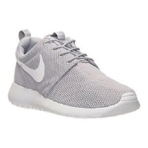 6006a4c96a516 Men s Nike Roshe One Lifestyle Shoes Wolf Grey White NIB 8-12 511881 ...