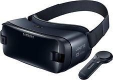 Samsung SM-R325 Gear VR mit Controller Orchid Grau VR Brille 3D/2DVideos Wie Neu