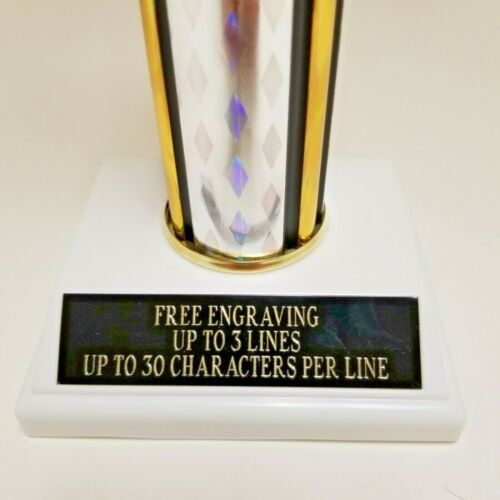 """FREE ENGRAVING XBOX CONTROLLER SINGLE POST 12/"""" TROPHY"""