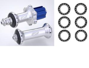 J/&L Ceramic Bearing*6pc for Zipp 202//84/&182//82 Hub set-101,202,303,404,808 Wheel