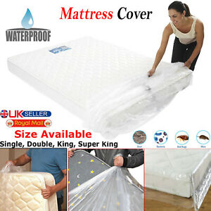 Image Is Loading King Size Bed Mattress Storage Bag Heavy Duty