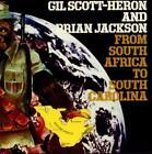 From South Africa To South Carolina von Brian Scott-Heron Gil & Jackson (2010)