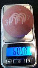 Minigolfball 3 MMM 7 Rohling unmarkiert bespielt