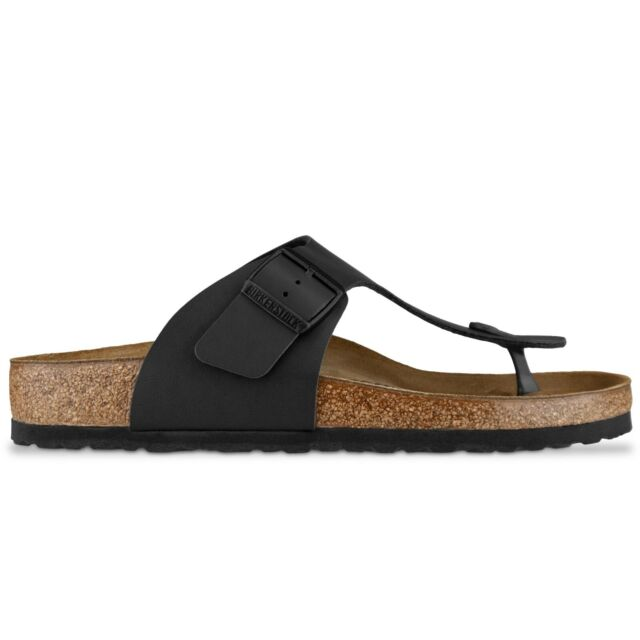 Birkenstock Sandals Mens Birkenstock Ramses BF sandals Black, Dark Brown