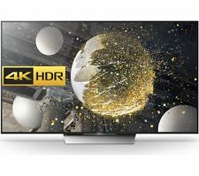 "Sony BRAVIA KD55XD8599BU SMART 4k Ultra HD HDR 55"" LED TV RRP 1299.99 £"
