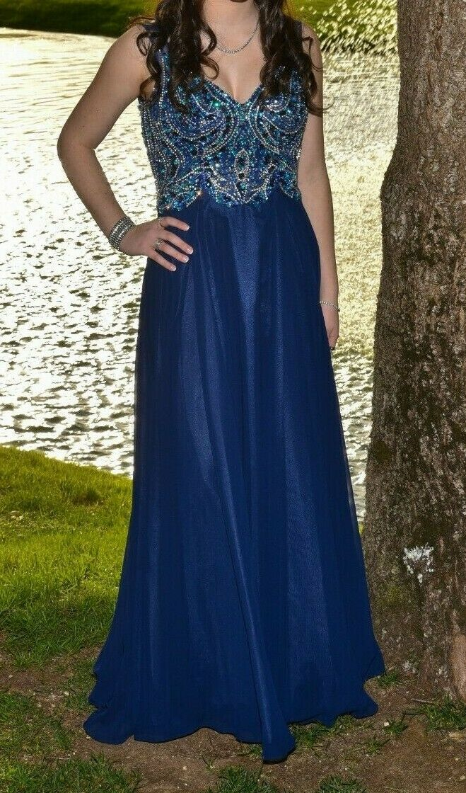 Dave & Johnny Gown size 1/2