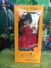 """Dianna Effner Mini Maru & Friends 14"""" Doll NRFB -  I Ship International"""