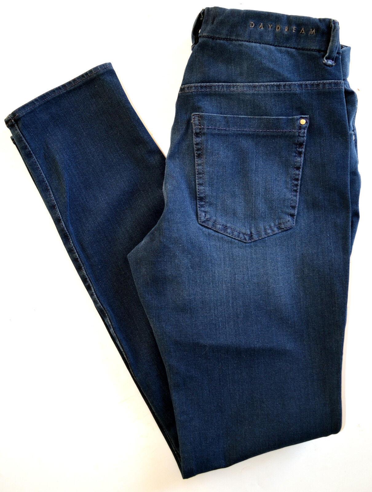 MAC Jeans DAYDREAM SKINNY Ankle Dream blue Bi- Stretch Röhre Gr.36 L 28 NEU