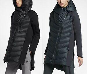 cf8a642e5f66 Nike Sportswear (NSW) Tech Fleece Aeroloft Women s Down Parka - NWT ...