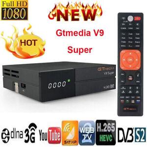 GTMEDIA-Nuevo-Freesat-V9-Super-DVB-S2-Support-1080P-Full-HD-con-WiFi-Incorporado