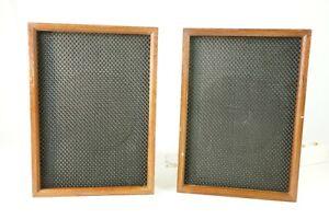 Breitband-Boxen-Bassreflex-Bananas-Vintage-Speaker-Lautsprecher-15-Watt-Q-466