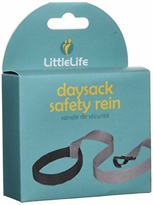 grey LittleLife safety lead one size