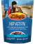 thumbnail 1 - Zukes 6 oz HIP ACTION  Glucosamine & Chondroitin Dog Treats 3 GREAT RECIPES
