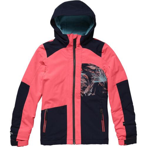 O /'NEILL Veste Ski Snowboard Veste PG Cascade Jacket Pink Etanche