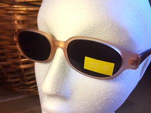 Ladies-Womens-Retro-Brown-Slim-Oval-CE-Grey-Tint-CAT-3-Lens-Sunglasses-UV400-S5