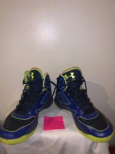 Under Armour Basketball Shoes Clutchfit