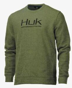 Color Huk Men/'s Icon Camo Fishing Hoodie Flow H1200153-455