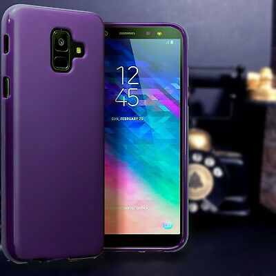 Urban Element™ Low Profile Purple Case Samsung Galaxy A6 2018 Free Post