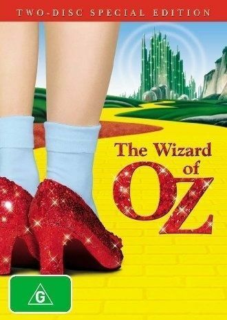 "1 of 1 - The Wizard Of Oz DVD, 2005, 2-Disc*R4**Like New**Includes Special ""Press N Play"""