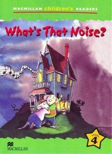 What's That Noise?. Level 4 by Michaels, Jade (Paperback book, 2004)