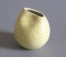 Ernst Lösche Vase Keramik 50er Jahre Mid Century Pottery signiert Loesche 9cm