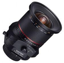 Samyang T-S 24mm f3.5 ED AS UMC Lens - Nikon Fit