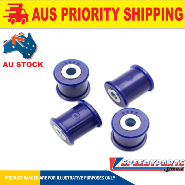 Speedy Parts SPF2867K Fits Holden Commodore VE VF Rear Lower Front Control Ar...