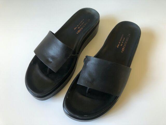 Donald J Pliner Fifi Leather Sandal 7.5