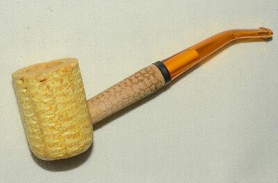 Missouri Meerschaum #690 Corn Cob Pipe *New Unused*