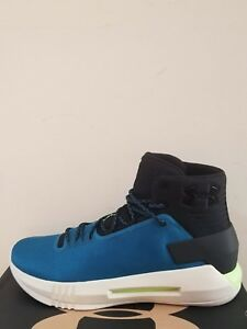 taglia Mens scatola Armour basket Nuova in 4 Ua Drive da 11new Sneakers Under zUxOga