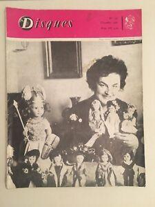 Revista-Discos-N-125-Diciembre-Birgit-Nilsson-1961