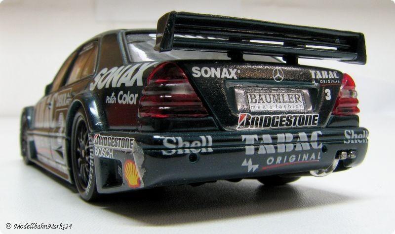 Minichamps mercedes mercedes mercedes 180 C DTM Tabac Sonax 07671f