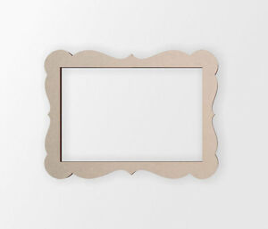 Wooden-Rectangle-Frame-Cutout-Home-Decor-Unfinished-and-Available