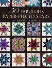 50 Fabulous Paper-Pieced Stars by Carol Doak (Paperback, 2000)