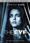 Eye Special Edition 0031398240617 With Jessica Alba DVD Region 1