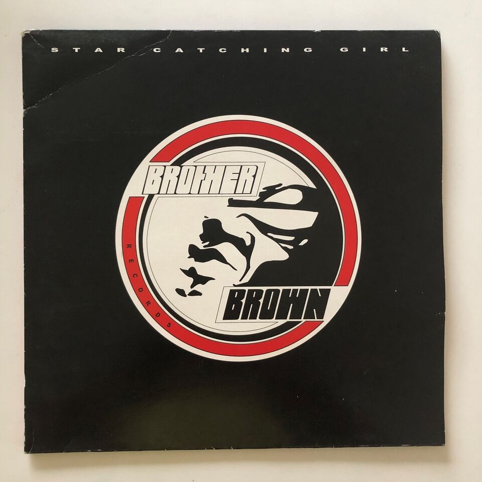 """Maxi-single 12"""", Brother Brown feat. Frank'ee, Star"""