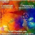 Lutoslawski/Penderecki: Cello Concertos (1999)
